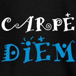 Carpe Diem Shirts - Teenager T-shirt