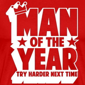 man_of_the_year_02 T-Shirts - Men's Premium T-Shirt