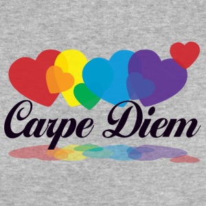 rainbow carpe diem T-Shirts - Frauen Bio-T-Shirt