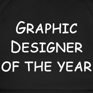 graphic designer of the year Caps & Hats - Baseball Cap