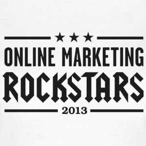 Online Marketing Rockstars Shirt für Mädels - Frauen T-Shirt
