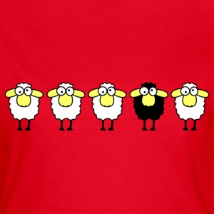 black sheep  T-Shirts - Women's T-Shirt