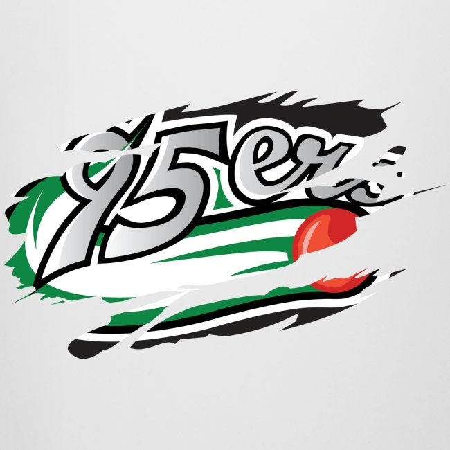 95ers Bierkrug