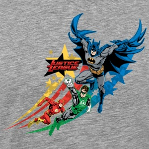 Tee-shirt Homme Justice League Character Mix 1 - T-shirt Premium Homme