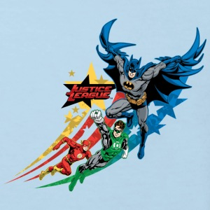 Tee-shirt Enfant Justice League Mix 1 - T-shirt Bio Enfant