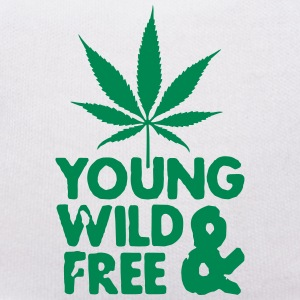 young wild and free weed leaf Nounours - Nounours