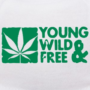young wild and free weed leaf boxed Nounours - Nounours
