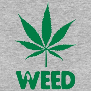 weed with leaf Magliette - T-shirt ecologica da donna