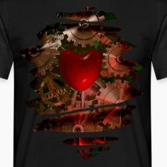 Machine Heart T-Shirts