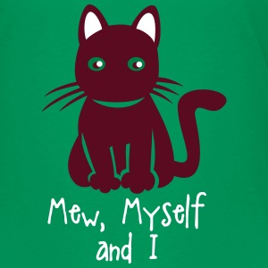 Mew, Myself and I Shirts - Kids' Premium T-Shirt
