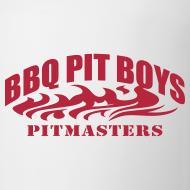 Design ~ BBQ Pit Boys Official Mug