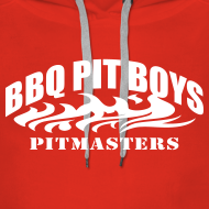 Design ~  Official BBQ Pit Boys Women's Hoodie