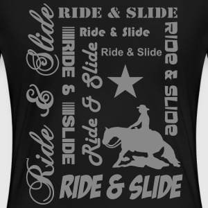 Ride & Slide T-Shirts - Women's Premium T-Shirt