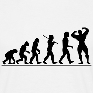 Evolution | Mens T-shirt - Men's T-Shirt