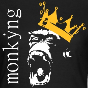 Monkey King Monkyng  T-Shirts - Women's T-Shirt