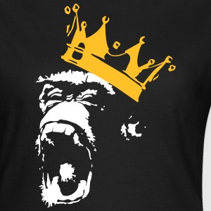 Monkey King  T-shirts - Dame-T-shirt