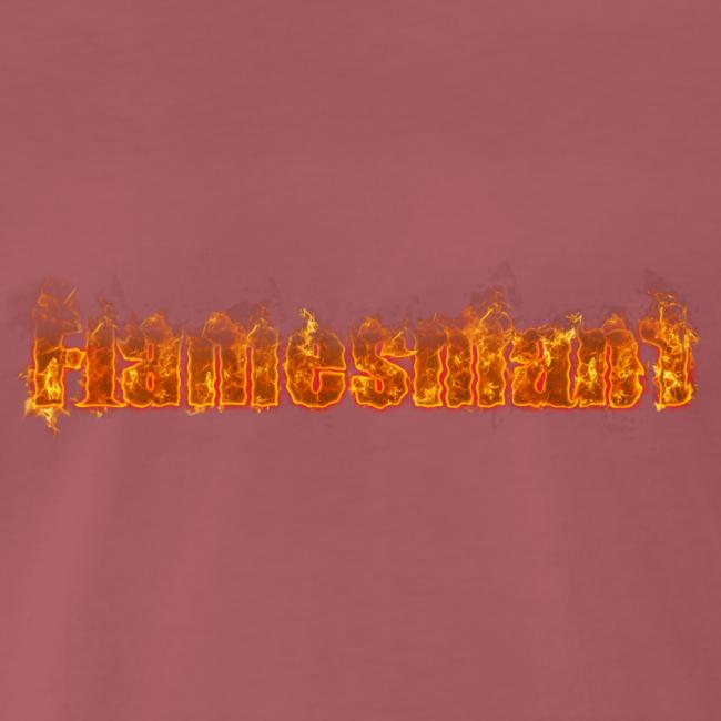 Burning Flamesman1 (unisex)
