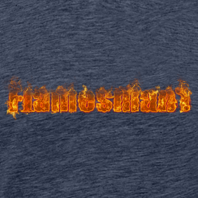 Burning Flamesman1 (unisex)