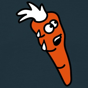 Fearful Carrot Camisetas - Camiseta hombre