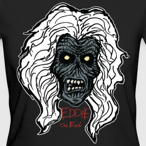 EDDiE   the Ead . The Living Dead of London - Women's Organic T-shirt