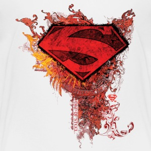 Tee-shirt Ado Superman S-Shield Ornate - T-shirt Premium Ado