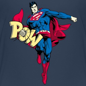 Superman Pow teenager's T-shirt - Teenager premium T-shirt