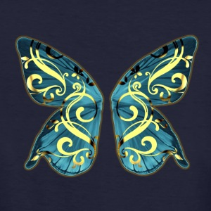 Butterfly wings, fairy, Wonderland, magic Magliette - T-shirt ecologica da donna