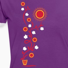 The Sun Shines Here ! Sunflower, Ranke, 3c T-Shirts