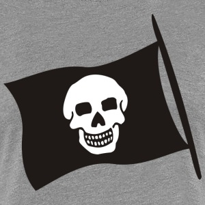Piratenflagge | Frauen classic - Frauen Premium T-Shirt