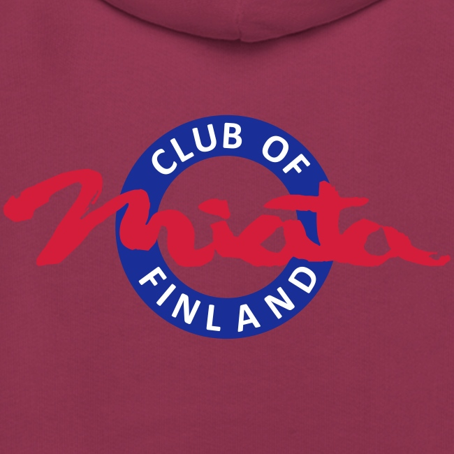 Miata Club -lasten huppari