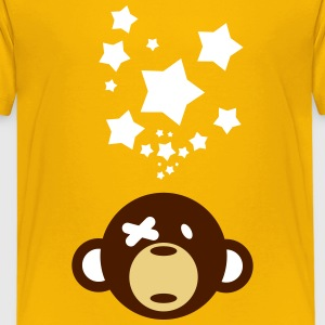 Teddy Ouch, clumsy fellow Shirts - Teenage Premium T-Shirt