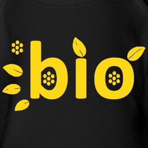 bio Shirts - Organic Short-sleeved Baby Bodysuit