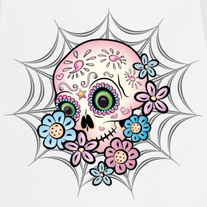 Sweet Sugar Skull - Cooking Apron