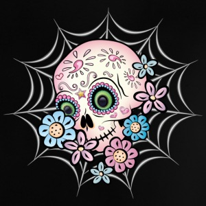 Sweet Sugar Skull - Baby T-Shirt