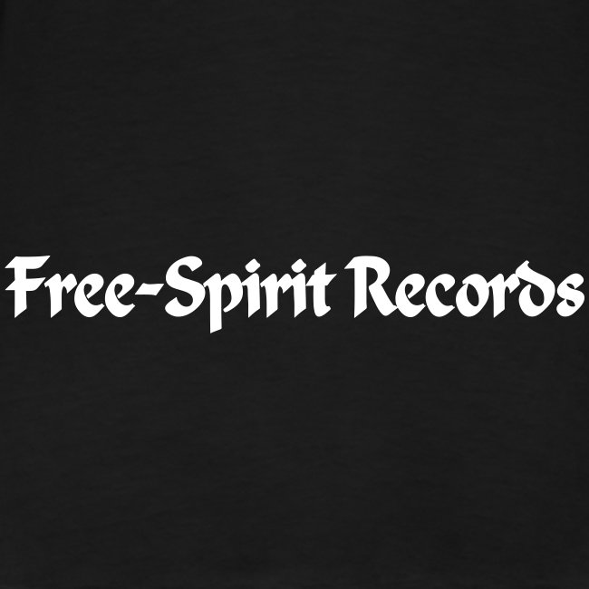 7917925d Free-Spirit Records Merchandise Store | Mens Logo T-Shirt - Star ...