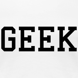 Geek T-Shirts - Frauen Premium T-Shirt