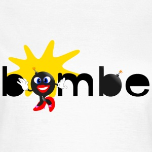 Attention La Bombe Tee shirts - T-shirt Femme
