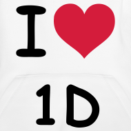 Ontwerp ~ i love 1D sweater