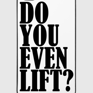 Do You Even Lift Hoesjes voor mobiele telefoons & tablets - iPhone 4/4s hard case