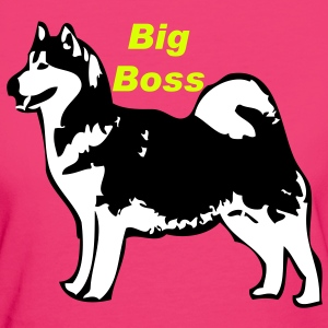 Big Boss T-Shirts - Frauen Bio-T-Shirt