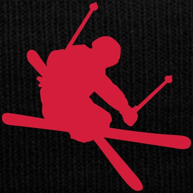 Skiier beanie