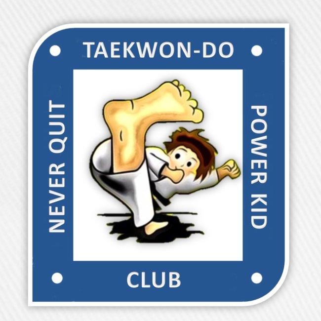 NQPK Traditional Taekwon-Do BaseCap orange
