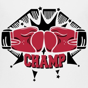 champ Shirts - Teenage Premium T-Shirt