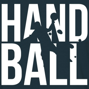 handbal hand ball T-shirts - Mannen T-shirt
