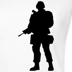 soldat T-Shirts - Frauen T-Shirt