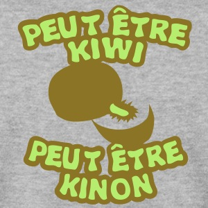 peut etre kiwi kinon expression fruit1 Sweat-shirts - Sweat-shirt Homme