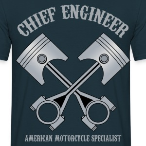 chief engineer Tee shirts - T-shirt Homme