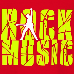 rock music Shirts - Teenager T-shirt