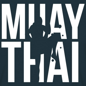 muay thai T-shirts - Mannen T-shirt