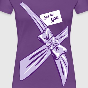 just_for_you Tee shirts - T-shirt Premium Femme